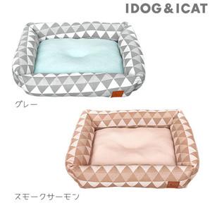 IDOG&ICAT スクエアベッド トライアングル Sサイズ アイドッグ 【 卸 ペット用品 】