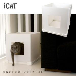 iCat アイキャット Rest Room HIDE&SEEK ハイドアンドシーク