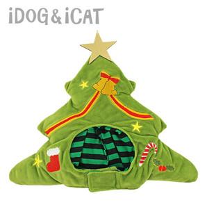 iDog 変身かぶりものスヌード クリスマスツリー アイドッグ