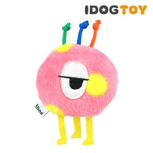 IDOG&ICAT 一つ目モンスター 鳴き笛入り 【卸 犬用品】