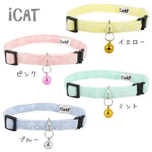 iCat カジュアルカラー 小花フラワー