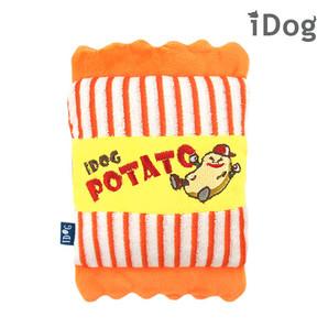 iDog ポテトスナック袋 カシャカシャ入り アイドッグ 【卸 犬用品】