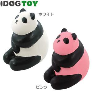 IDOG&ICAT オリジナル ラテックスTOY ころりんパンダ