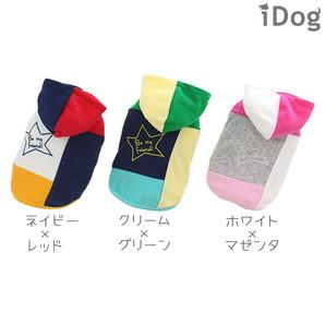 iDog 切替パイルパーカー アイドッグ 【 卸 犬服 】