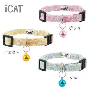 iCat キティカラー 小花柄