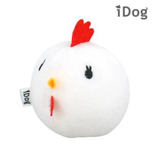 iDog コロコロにわとりボール 鈴入り アイドッグ 【卸 犬用品】