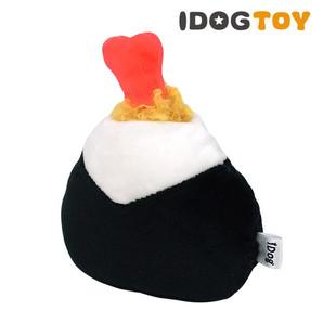IDOG&ICAT 知育おもちゃ ないしょのポケット 天むす 【卸 犬用品】