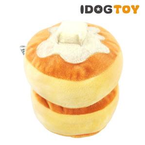 IDOG&ICAT ふんわりパンケーキ 鳴き笛入り 【卸 犬用品】