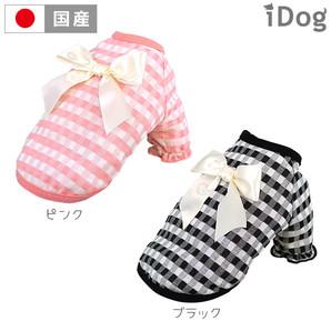 iDog バルーンスリーブTシャツ アイドッグ 【 卸 犬服 】