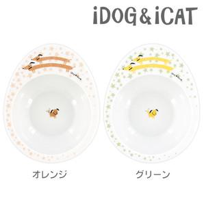 IDOG&ICAT オリジナル ドゥーエッグフードボウル 星とわんこ