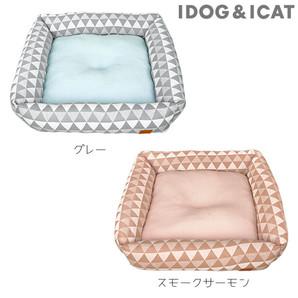 【卸率60%→45%】IDOG&ICAT スクエアベッド トライアングル Mサイズ