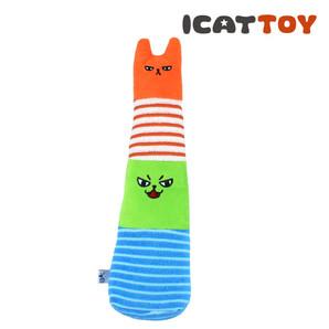 IDOG&ICAT リンリントーテムポールニャ 鈴入り 【卸 猫用品】