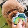 小型犬がくわえやすい小さめサイズ