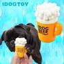 iDog&iCat オリジナル ラテックスTOY ジョッキ生ビール【卸 犬用品】