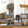 iCat キャットタワー ダブルボックス アイキャット